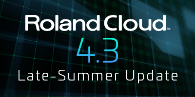 4.3 Late-Summer Update is Here!