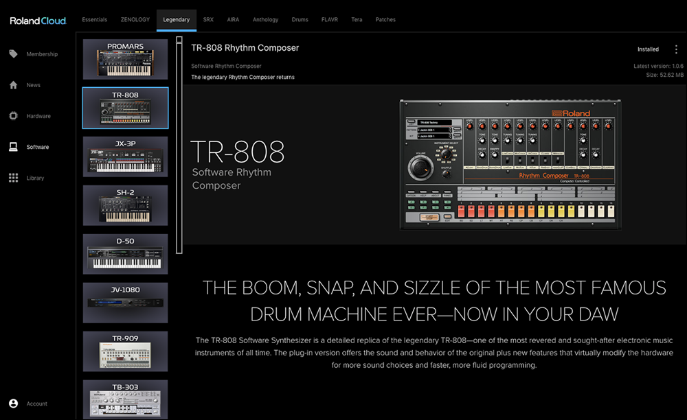 Roland Driver For Mac