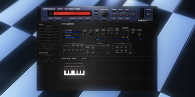 Roland Cloud 5.6 Update is available