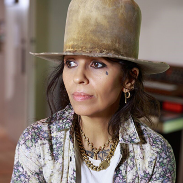 Linda Perry - Co-Founder We Are Hear / Producer